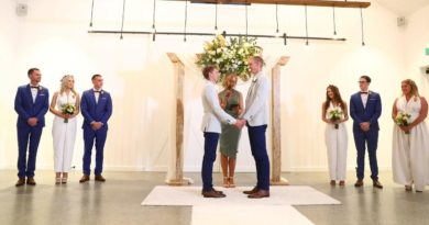 A Never Seen Before Wedding Ornamentation
