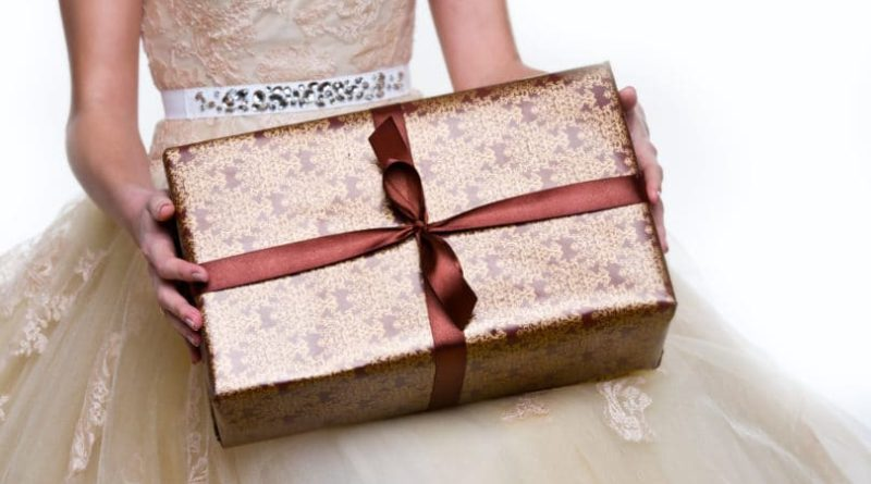 Wedding Gifts: That's how you plan them correctly