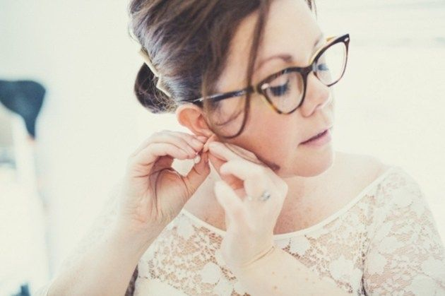 5 Tips to rock your wedding day with glasses
