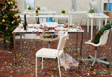 3 Tips for Planning a Staff Party